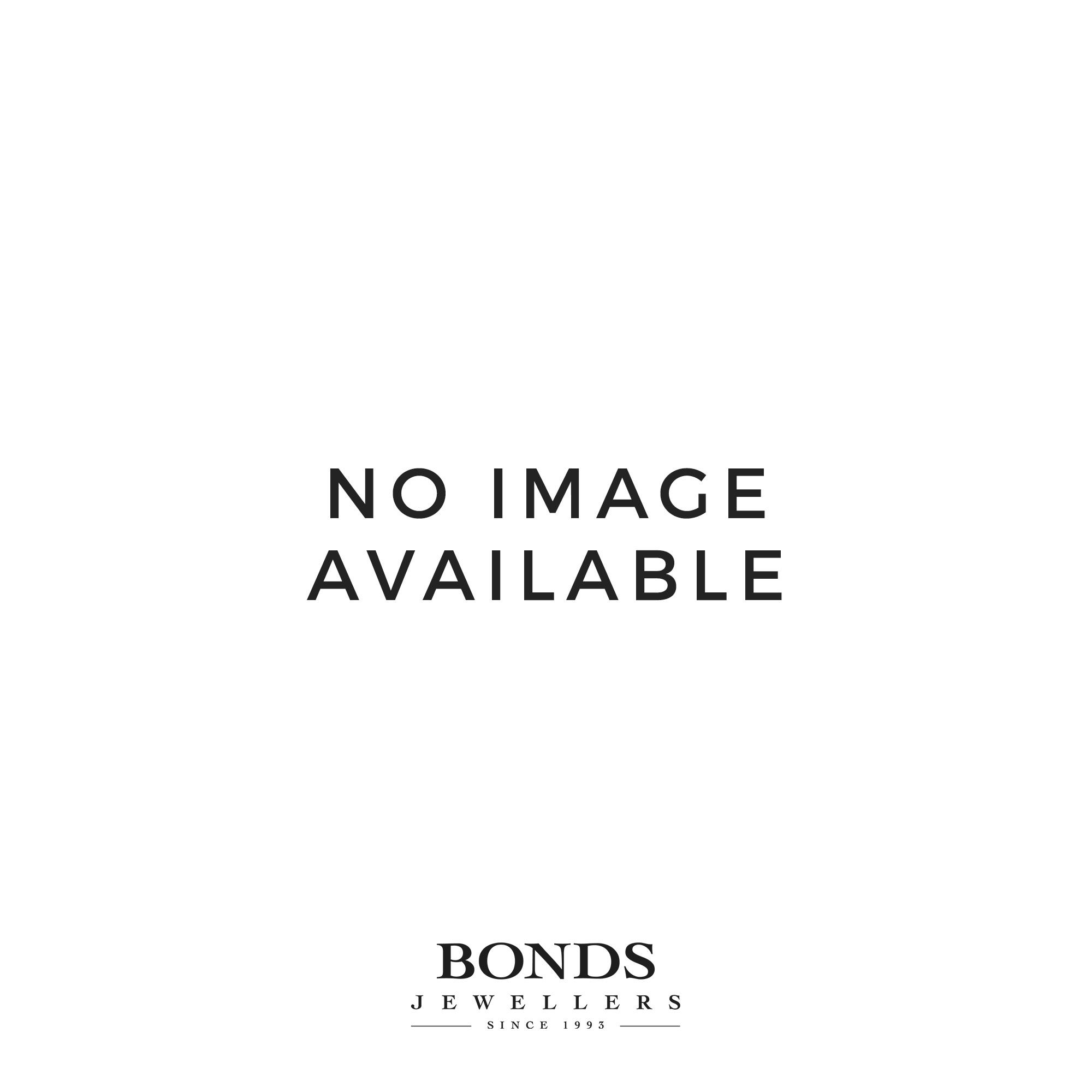 c7b8042f87762 Nikki Lissoni Sparkling Curls Rose Gold Plated 25mm Charm With Swarovsski  Crystals